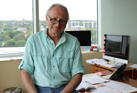 Immigration lawyer Lee Cohen, shown at his office in 2019, says the federal government is putting the life of his client - a former CSIS agent - at risk by throwing him out of the country. - File