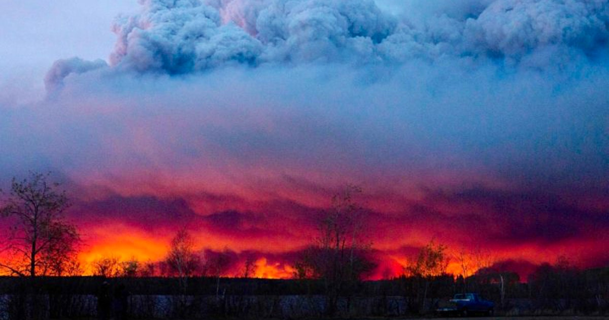 Memories of Fort McMurray fire still smouldering for Newfoundland and Labrador ex-pats | Saltwire