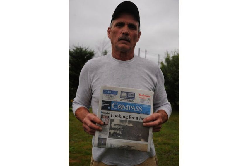 <p>Over the last 42 years, Frazer Smith says he's barely talked about the night he helped a group of women escape a burning building in Bay Roberts.</p>