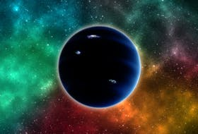 It's believed that a ninth planet could be located somewhere beyond Neptune. Dubbed Planet X, it has not yet been visually observed but astronomers believe it could be there based on its influence on a number of objects that are located beyond Neptune in the Kuiper Belt.
