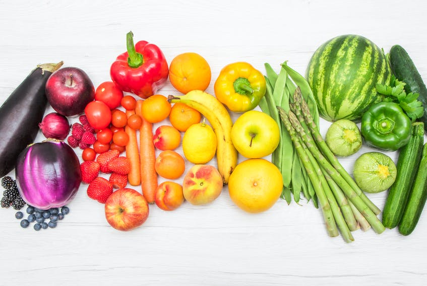 """Wondering what veggies are the best choices to add to your diet? Sports nutritionist Nancy Fong suggests choosing based on colour. """"The brighter it is, the more nutrients it has in it,"""" says Fong."""