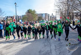 St. Patrick's Day celebrations will be much different this year, as Atlantic Canada continues to navigate through the pandemic. The annual St. Patrick's Day Parade in Halifax moved online this year, while Irish pubs won't be bustling with as many patrons looking for the luck of the Irish and a stout of green beer.