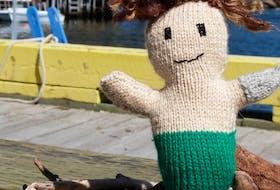 Doyle Stone designed her giggle doll Ji-ho with a prosthetic arm.