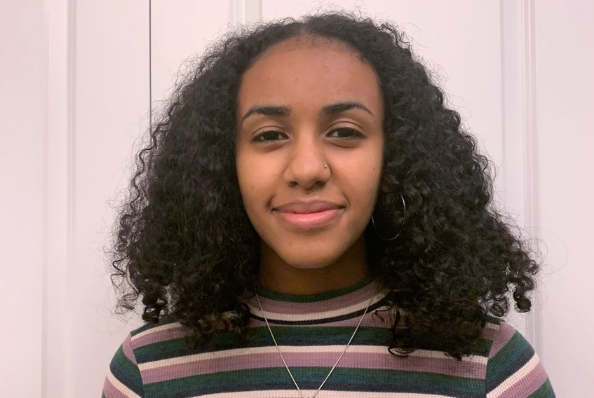 Valley, N.S. teen Elisabet Astatkie wants to inform people about BIPOC (Black, Indigenous and People of Colour) experiences in Nova Scotia and to be a place of support for them.