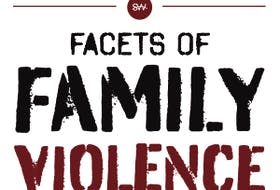 SaltWire domestic violence logo