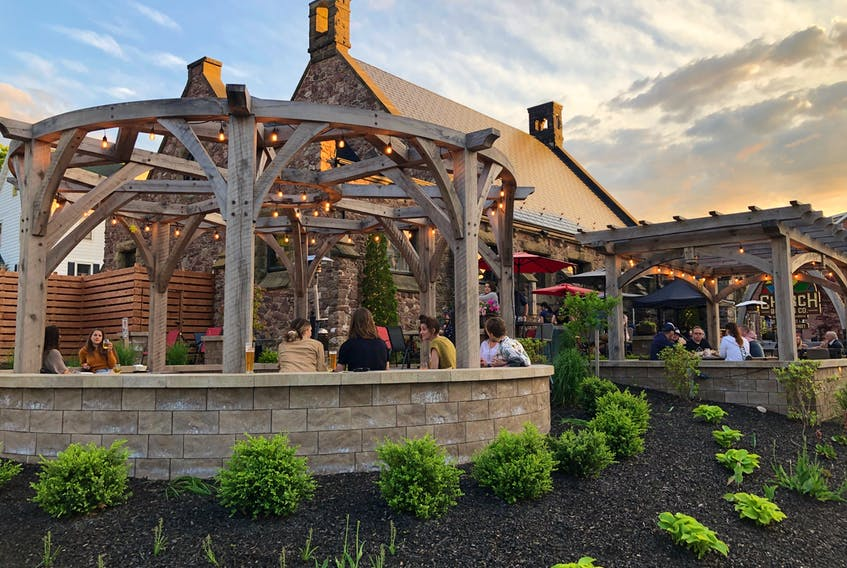On your next Valley wine adventure, be sure to stop by Church Brewing Company.