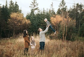 Amanda Dinn, of Amanda Dinn Photography in Paradise, N.L., captured this photo of the Murphy family this year after being forced to close her business for several months during the first wave of COVID-19. She says people now realize how precious life is and how important it is to capture these moments.