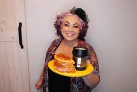 Creating a hot lunch for your kids is easy if you use a Thermos. Try filling it with Chef Ilona Daniel's tomato soup and serving it with a side of her pizza grilled cheese sandwiches.