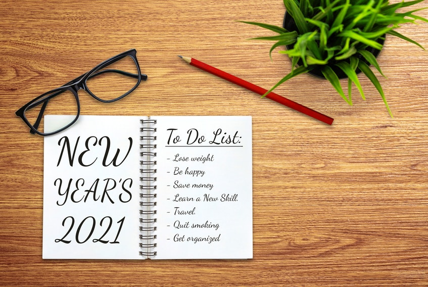 When setting goals for 2021, it's important to be kind to yourself. Remind yourself that change doesn't happen overnight, writes columnist Jill Ellsworth.