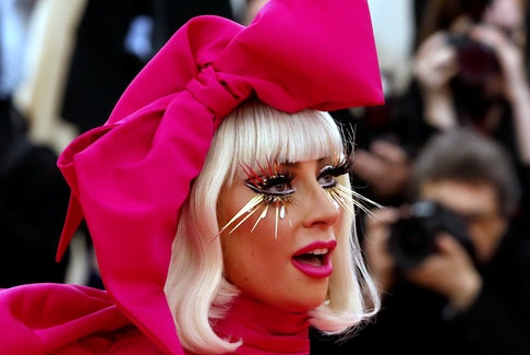 Lady Gaga, pictured here at the MET Gala in 2019, ranks very highly among celebrities who visited an L.A. restaurant, according to a waitress-turned-comedian who has launched a TikTok series sharing her experiences rubbing elbows with the Hollywood elite. REUTERS/Andrew Kelly/File Photo