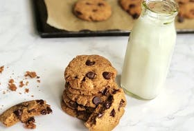Lori Moore of Holistic Health, Kingsport, N.S., created her own recipe for vegan, gluten-free chocolate chip cookies. She tested the recipe a couple of times and got two thumbs up from her partner as well as her neighbours, a dietician and a farmer. —Contributed