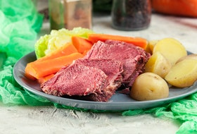 Corned beef and cabbage - a traditional St. Patrick's Day staple - will be in high demand on March 17.
