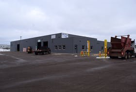 The new building for John Ross & Sons at 85 Glassey Ave. in the Truro Business Park. - Chelsey Gould/SaltWire Network