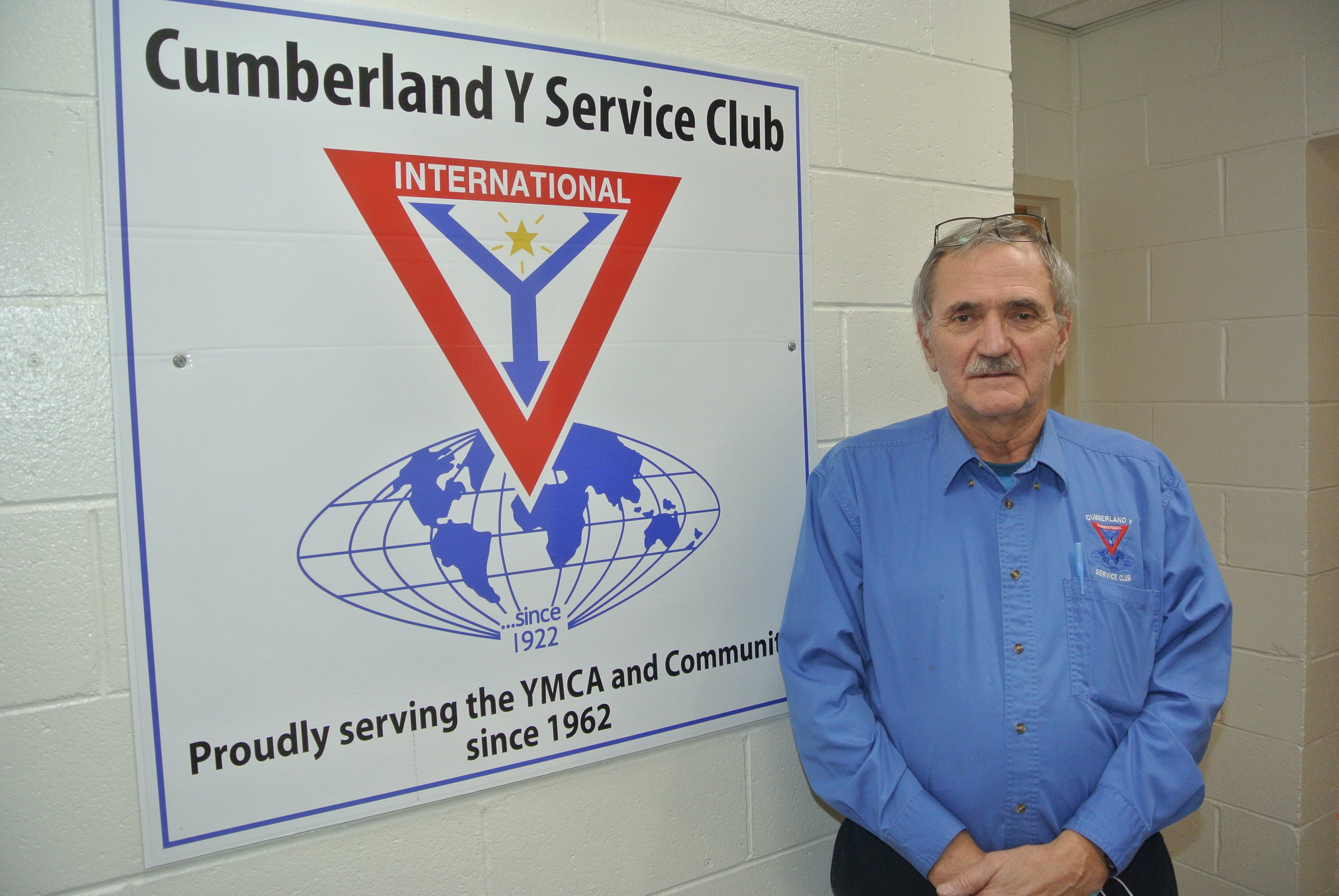 Kent Leslie has been a member of the Cumberland Y Service Club since 1986. He was honoured with a Golden Book Tribute for his work with the club and community in 2016 while last year he was presented the Purdy Cougle Memorial Award as the Maritime Y's Man of the Year. Darrell Cole - Cumberland Wire
