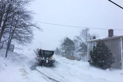 A climatologist based in St. John's says last week's winter storm isn't necessarily a sign of things to come when looking at it through a climate change lens. TELEGRAM FILE PHOTO