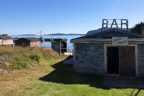 "Joe's Place in New Bonaventure was built for the 2013 film ""The Grand Seduction."""