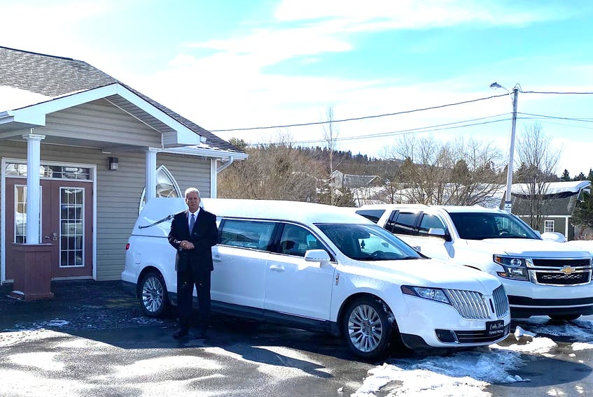 Dwayne Parsons, owner of Country Haven Funeral Home in Corner Brook, has submitted a new application requested permission from the city to build a crematorium on his Country Road property. A similar application was turned down in 2017.