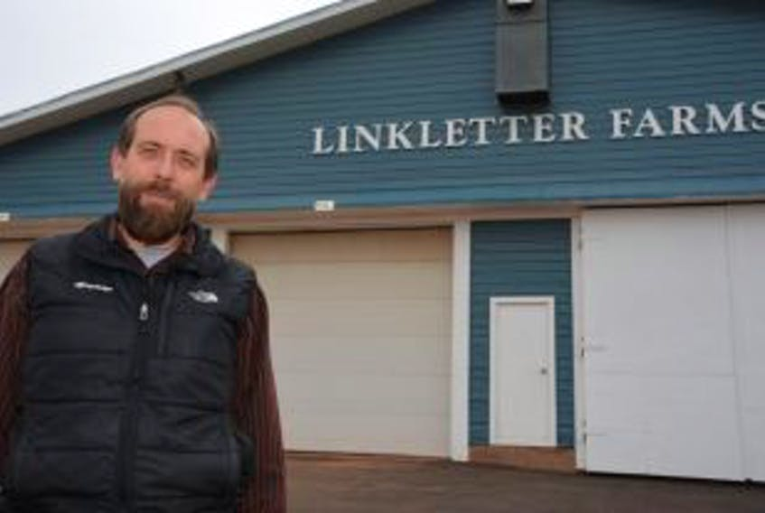 ['Gary Linkletter, general manager of Linkletter Farms, is overwhelmed by the outpouring of support his family has received since the discovery of 10 sewing needles in potatoes that originated at their Summerside potato-packing facility.']