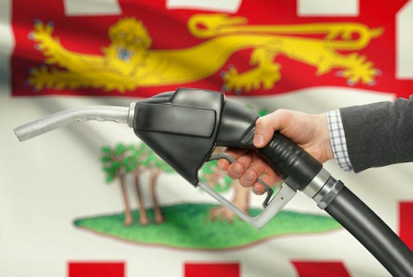 P.E.I. gas prices. (File image)