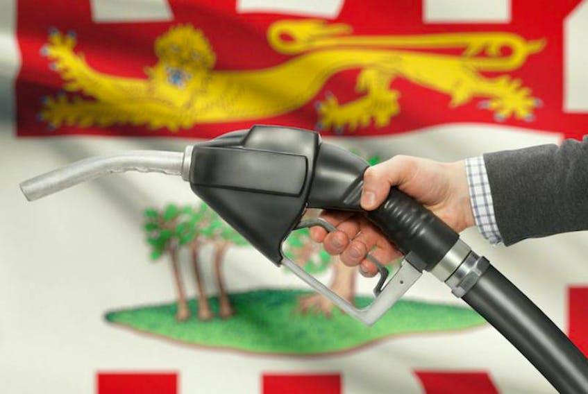 P.E.I. gas prices.