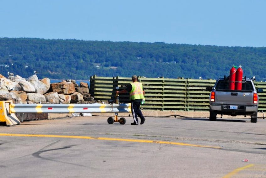 <p>The Digby Port and Harbour Authority is restricting visitors from driving on the wharf from 8 a.m. to 4 p.m. Monday to Friday at least until this December.</p>