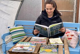 This winter, Niki Jabbour is reading up on gardening books as she looks ahead to next season.