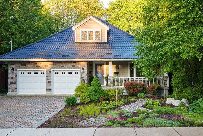 Many homeowners are rethinking their front lawns and coming up with beautiful, creative designs. Donna Griffith