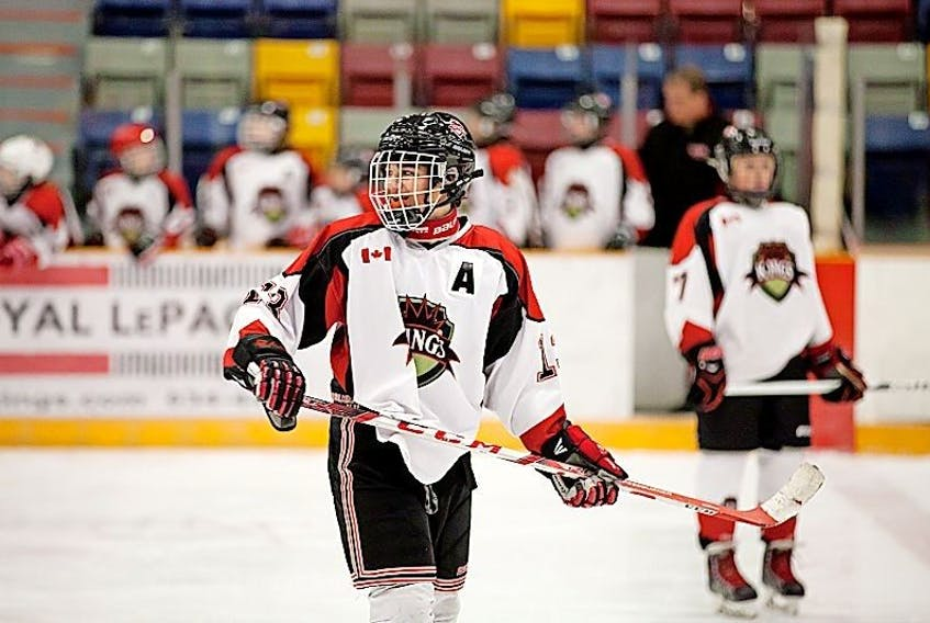 Cody Drover recently finished up a two-year stint with the peewee AAA Western Kings. He was the only player from the southwest coast on the team.