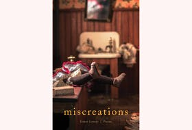 """""""Miscreations: poems,"""" by Grant Loveys; ECW Press; 88 pages; $19.95. - Contributed"""