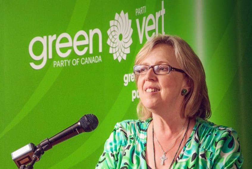 Federal Green Party Leader, Elizabeth May called on the Federal Minister of Health Rona Ambrose to conduct an independent epidemiological health study of the rates of cancer and other diseases in Pictou County.
