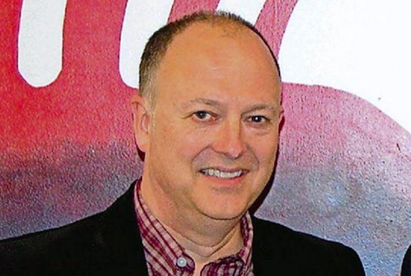 Greg Magirescu, CEO of <span>United Way of P.E.I.</span>