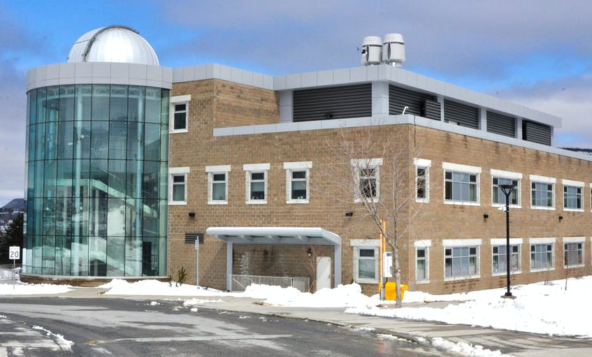 Grenfell Campus in Corner Brook. - SaltWire Network File Photo
