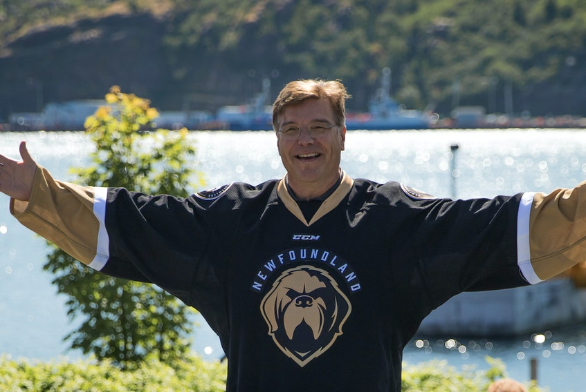 Newfoundland Growlers owner Dean MacDonald. MacDonald is now the new owner of an ECHL expansion franchise in Iowa— File photo/Jeff Parsons/Newfoundland Growlers