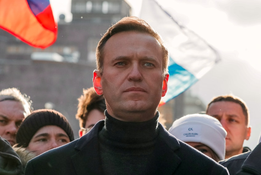 Russian opposition leader Alexei Navalny has support among the young and tech-savvy, Gwynne Dyer writes. Reuters file photo