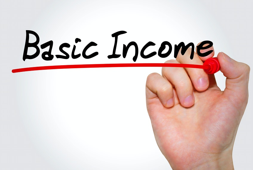 As the world continues to come to grips with COVID-19, some countries are moving towards implementing a basic income policy as they try to deal with massive economic hit the pandemic has brought with it. — Stock image