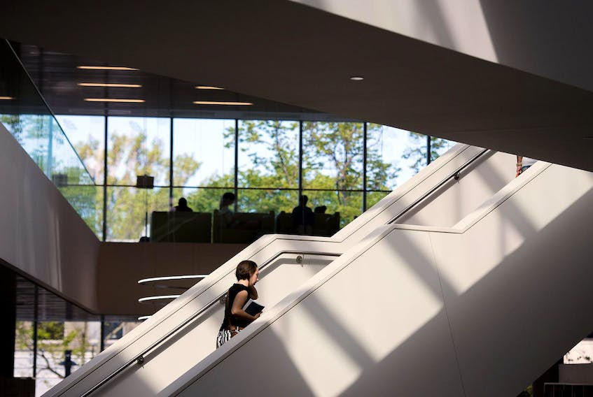The Halifax Central Library is an oasis for all kinds of people — even sleep-deprived marginalized citizens.