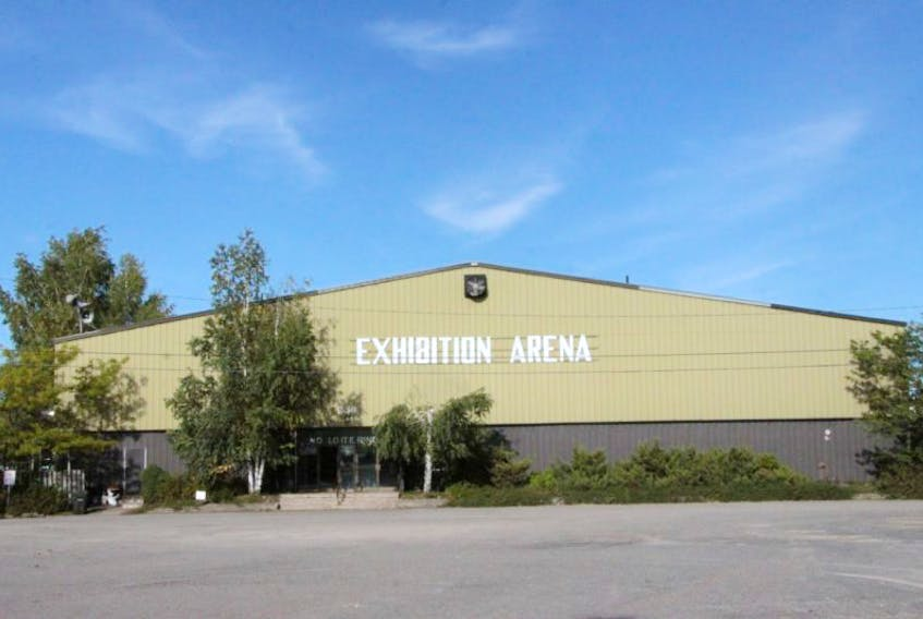 Hants Exhibition Arena is located on Wentworth Road in Windsor.