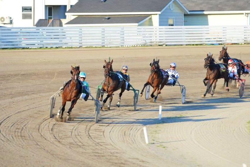 There will be a special race card Monday at Red Shores at Summerside Raceway.