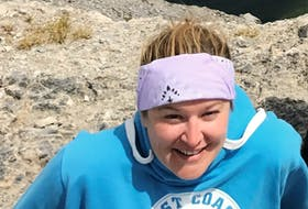 Jenny McKay, who spent her formative years in Pictou County, was killed by her husband in Regina in 2017. This is the last picture her family saw of her alive.