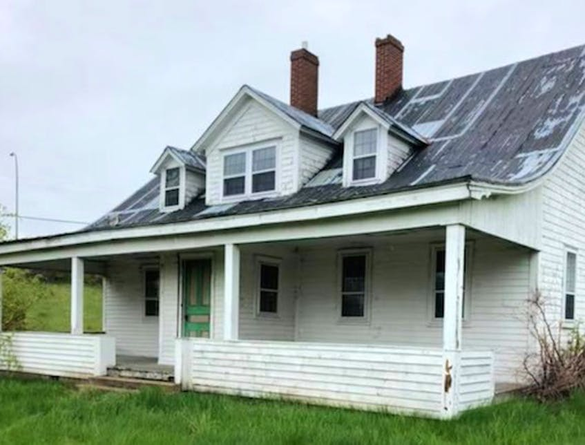 The Heritage Trust of Nova Scotia condemned the demolition of Avonport's historic Reid House, a provincially registered heritage property, without provincial permission. FILE PHOTO - File Photo