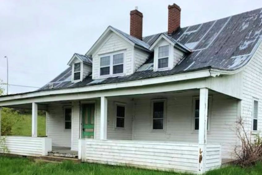 The Heritage Trust of Nova Scotia is condemning the recent demolition of Avonport's historic Reid House, a provincially registered heritage property, without provincial permission. FILE PHOTO