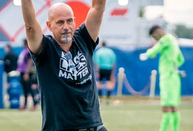 Stephen Hart, who guided the HFX Wanderers from worst to nearly first last season, has been awarded with a three-year contract extension by the Canadian Premier League team. - HFX Wanderers