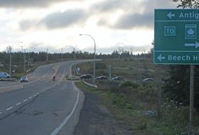 Municipality of the County of Antigonish council continues to raise safety concerns about the intersection of Beech Hill Road and Trunk 4 (the old Hwy. 104). Corey LeBlanc