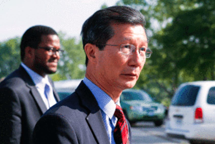 Former Ontario Liberal trade minister Michael Chan in 2013.