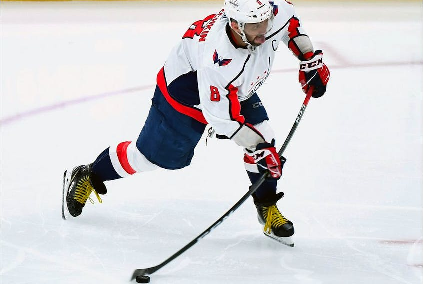 In 49 career games against the Canadiens, Alex Ovechkin has scored 32 goals.