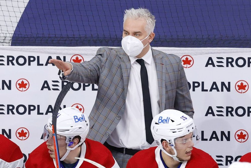 It isn't really fair that Dominique Ducharme was thrust into his position without even a single practice before his first game as head coach, but life — and pro hockey — often isn't fair, Stu Cowan writes.