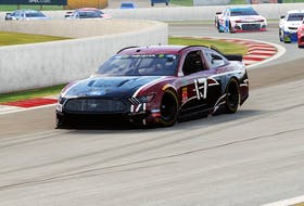 Charlottetown's Corbin MacAulay will control the No. 17 Fix Auto Charlottetown/D. Alex MacDonald Ford Mustang in the Canadian eMotorsports Series, hosted by Holland College.