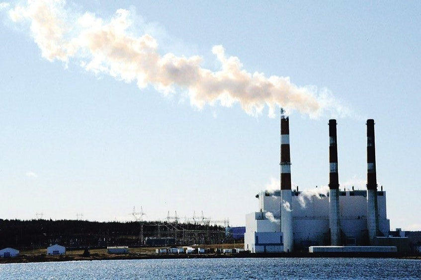 The Holyrood thermal generating station. — File photo/Joe Gibbons/SaltWire Network
