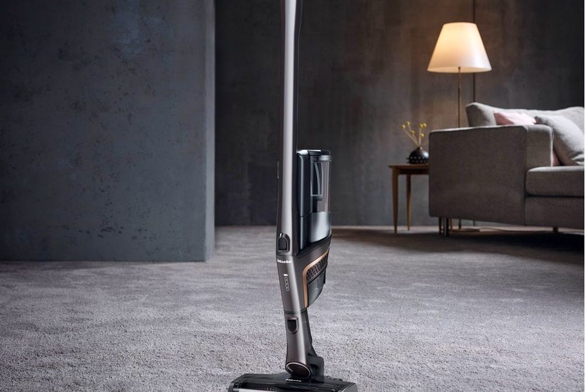 Integrating technology and good design makes cleaning the floors a more pleasurable chore.