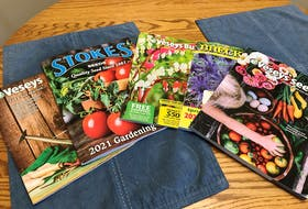 The growth of seeds was aggressive pre-pandemic, but now demand has advanced by 10 years in one year. Recently, Mark placed his order online for seeds only to find that some of his favourite varieties were sold out.